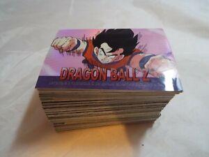 Dragonball Z Holochrome Archivio Edizione Set Completo Di 80 Carte