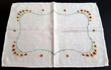Linen Antique Table Linens