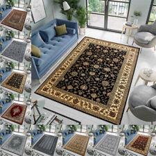 Luxury Non Slip Large Traditional Rugs Hallway Runner Living Room Bedroom Rug