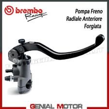 Pompe Frein Radiaux Antérieur Brembo Racing PR 19x20 - Forgé - Long Levier