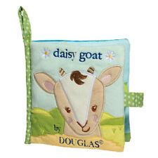 Baby DAISY GOAT Plush ACTIVITY BOOK Soft Toy - by Douglas Cuddle Toys - #6418