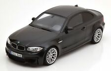 GT Spirit 2011 BMW 1M coupe E82 Black LE 504 pcs 1:18*New Item!