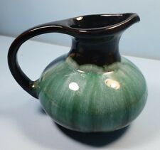 "Blue Mountain Pottery Jug / Pitcher, 4"" High, Made in Canada"