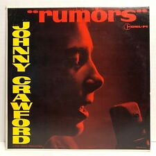 JOHNNY CRAWFORD RUMORS DFLP-1224 THE RIFLEMAN MICKEY MOUSE CLUB MOUSKETEER EX