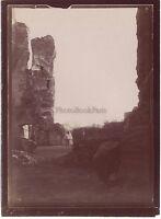 Roma Italia Foto amatore Viaggio in Italia 1898 Citrato dell'annata