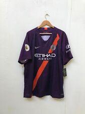detailing 53877 8acdc Manchester City 3rd Kit Football Shirts | eBay