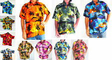 Duck Rayon Short Sleeve Casual Shirts for Men