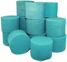 15 Ideal Floral Foam Wet Round or Cylinder Oasis