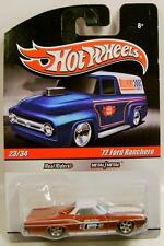1972 '72 FORD RANCHERO MR. GASKET 23/34 SLICK RIDES DELIVERY HOT WHEELS DIECAST