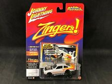 Johnny Lightning Street Freaks Zingers Star Power 1972 Chevy Vega NIB