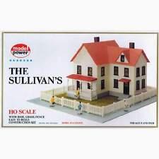 MODEL POWER HO SCALE HOUSE BUILDING KIT THE SULLIVAN'S