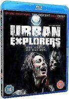 Urban Exploradores Blu-Ray Nuevo Blu-Ray (ABB8075)