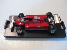 Pfuit r390b Ferrari 126ck turbo TEST Circuito di Monza Piron 1:43 Nouveau dans neuf dans sa boîte