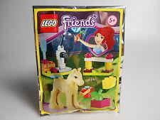 LEGO® Friends Zubehör1x Tüte Folio/Polybag Fohlen/Pferd Neu und ungeöffnet