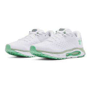 Under Armour Womens HOVR Infinite 3 Running Shoes Trainers Sneakers White Sports