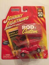 Johnny Lightning Rod & Custom 1932 Ford Hiboy Die Cast 1:64,MISP (B7)