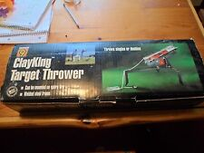 HOPPE'S 9 Clay King Target Thrower *RETIRED ITEM* Singles or Doubles MADE IN USA