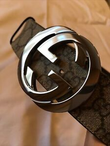 Gucci Belt - Size 34 inches / 85 cm - 100% genuine