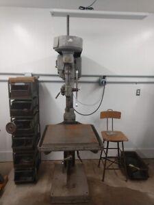 Buffalo Drill Press
