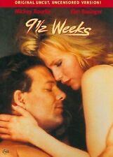 9 1/2 Weeks (DVD, 2009)