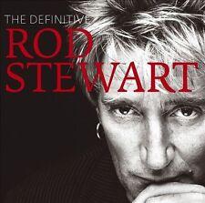 NEW The Definitive Rod Stewart (2CD) (Audio CD)