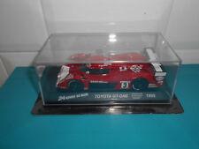24.09.17.1 Toyota GT-One 1999 katayama  24 heures du Mans IXO altaya 1/43