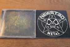 Newsted [2 CD] Metal  + Metal  / (Metallica)