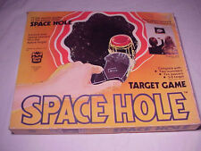 Vintage Space Age Game Space Hole Target Game Castle Rock 1979