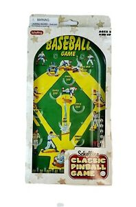 Schylling | Classic Pinball Game | Portable | Baseball | 2007