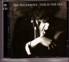 """THE WATERBOYS """"This is the Sea"""" 23 Track Doppel CD"""