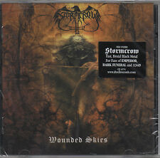 Stormcrow - Wounded Skies CD - New/ Sealed (2006) Black Metal - Emperor 1349