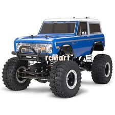 Tamiya Cr-01 Ford Bronco 1973 Ep 1:10 Rc Car Off Road #58436