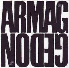 ARMAGGEDON: same (1970); 11003-2; the German progressive band Neu