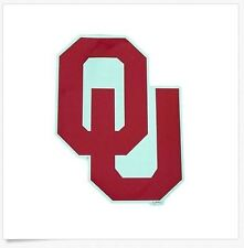 OKLAHOMA SOONERS 12 INCH LARGE CAR / TRUCK / SUV MAGNET - BRAND NEW!
