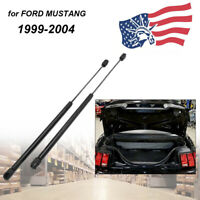 2X Rear Tailgate Gas Spring Lift Support Struts Shocks For Mustang 1999-2004