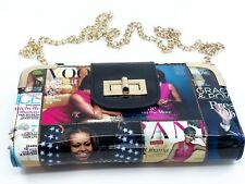 Michelle Obama Wallet/Clutch (Vegan)