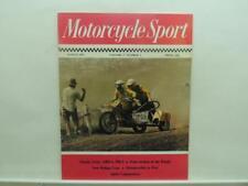 March 1976 Motorcycle Sport Magazine Honda CB500T BMW Jawa Sport Twin B238