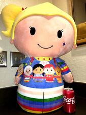 Hallmark Large Rainbow Brite Stuffed Toy Itty Bittys Jumbo Plush Toy Collectible
