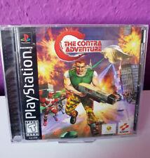 PS1 C - The Contra Adventure sealed / new / neu / neuf - Playstation 1