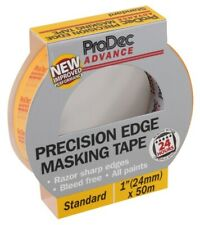 ProDec Advance Precision Edge Masking Tape 24mm x 50m Standard  [5305]