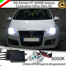 KIT XENON XENO H7 AC 6000K CANBUS VW GOLF 5 V + PORTALAMPADE NO ERROR