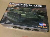 Hobbyboss 84806 1/48  Russian T-34/76 Model 1942 Factory No.112 plastic model