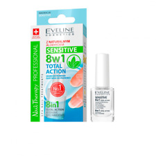 Eveline 8 IN 1 TOTAL ACTION SENSITIVE 12ml