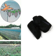 3mx6m Black Anti Bird Bird-Preventing Netting Net Mesh For Fruit Crop Plant Tree