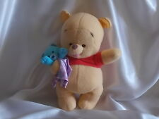 Doudou Winnie l'ours et son doudou, Fisher Price, Disney