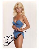 Loni Anderson WKRP in Cincinnati Nurses Easy Street Sexy Signed Autograph Photo
