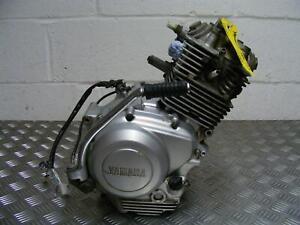 YBR125 Engine Motor 12k miles Yamaha 2007-2009 855