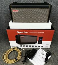 Spark 40 Positive Grid Guitar Amp In Mint Condition W/box + GLS Audio 20' Cable
