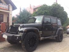 Dirt D68 9x18 5x120/127 Cerchioni + Pneumatici M/T Toyo 275/70/18 Jeep Wrangler