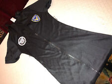 NAUGHTY SEXY HALLOWEEN COSPLAY WOMENS POLICE COSTUME UNIFORM VERY SHORT SMALL